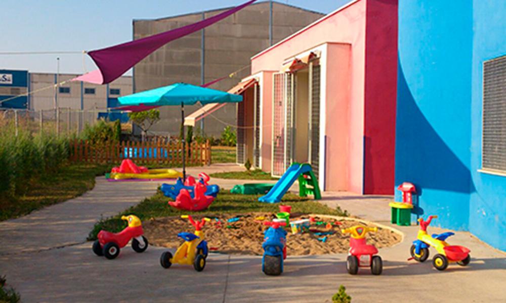 Auxiliar de Guardería y Jardín de Infancia