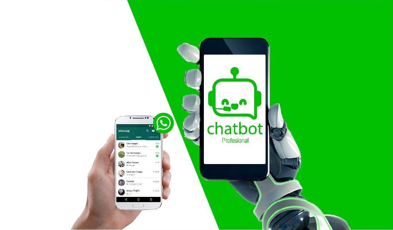 CHATBOT Profesional para vender por Whatsapp